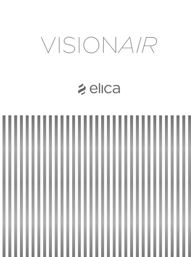 Catalogo Listino ELICA LIVE - Novembre 2018