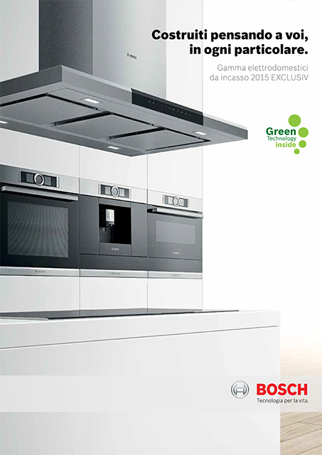 Catalogo Listino Bosch Exclusiv Febbraio 2015