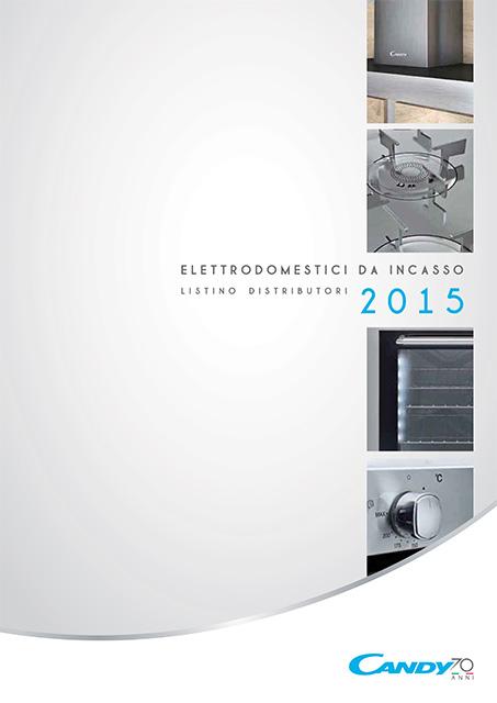 Catalogo Listino CANDY - Luglio 2015