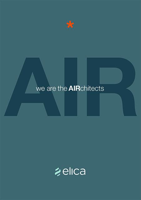 Catalogo Listino ELICA AIR - Giugno 2016