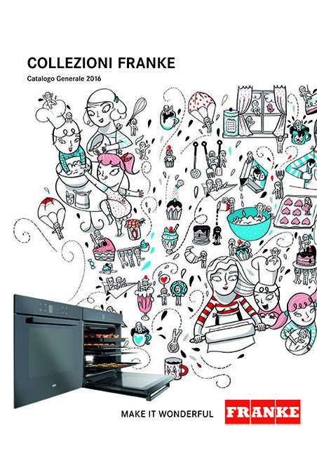 Catalogo Listino FRANKE Aprile 2016