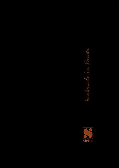 Catalogo Ceramic SIRIUS - Gennaio 2015